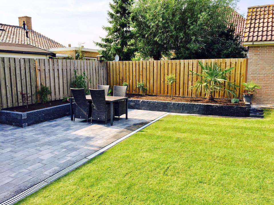 Voorbeeld tuinen om inspiratie op te doen voor uw nieuwe for Voorbeeld tuinen kijken