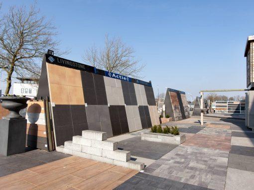 Sierbestrating & terras tegels