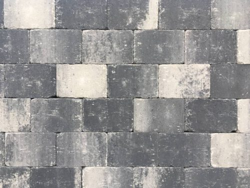 20x30x6 grijs zwart betonsteen Livingstone Goes