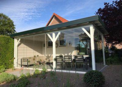 Verasol tuinkamer met schoren Livingstone Goes Zeeland