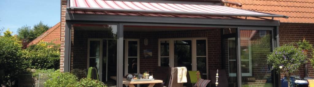 Boven dak zonwering Verasol