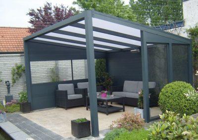Verasol lounge veranda Livingstone Goes Zeeland