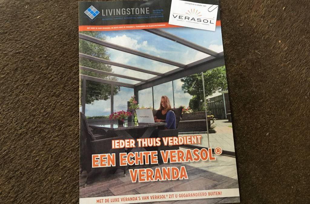Tadaaa de nieuwe Verasol folder