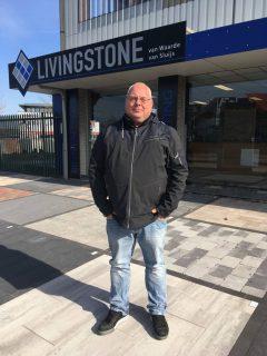 Coen van Sluijs Livingstone Goes