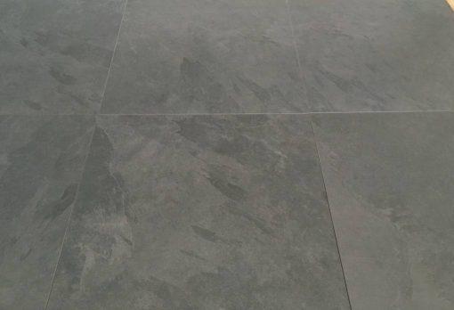 Antraciet Tegels 60x60 : Vloertegel 60x60 licht antraciet 16v livingstone goes