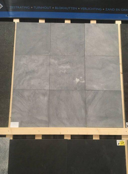 Natuursteen 40x40x1,2 Art R verkrijgbaar bij Livingstone Goes