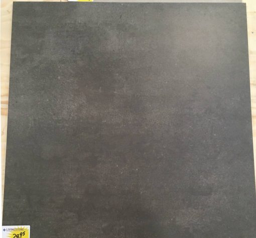 binnentegel anthracite 80x80 Livingstone Goes