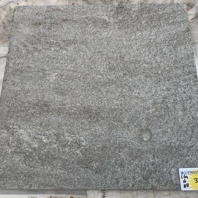 Keramische buitentegel 60x60x2 Unika art nr L64 Livingstone Goes