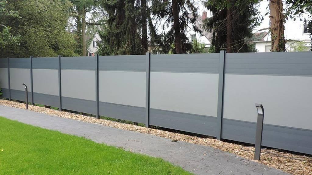 Aluminium en composiet schuttingen verasol Livingstone Goes Zeeland