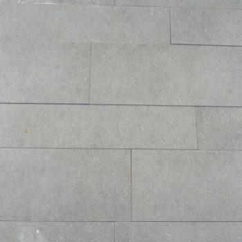 binnentegel - stroken diverse lengtes - grijs - Art nr 1040