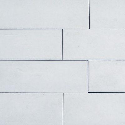 Keramische wandtegel – 6.5x26 - Creme - Art nr 1049