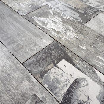 Binnentegel - 15x61 - Avalon fog - Art nr 1086