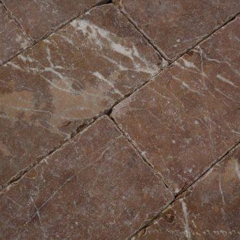 Natuursteen binnentegel - 10x20x1 - Brown genuanceerd - Art nr 144