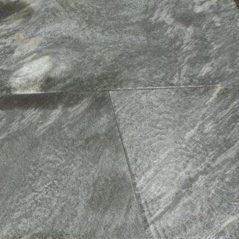 Natuursteen binnentegel - baanverband - grey green - Art nr 158