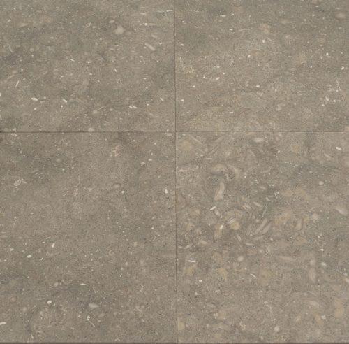 Natuursteen binnentegel - 30.5x30.5x1 - Travertin rustic green - Art nr 218