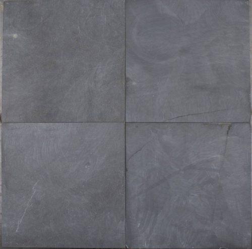Natuursteen binnentegel - 50x50 - Dessert black - Art nr 8