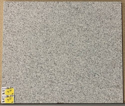 Natuursteen binnentegel - Graniet G365 Honed - Art nr 296 en 297