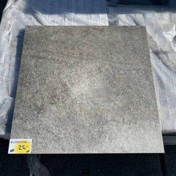 Keramische tuintegel 60x60 € 25 pm2 art T