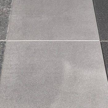 Gecoate tegel 60x60 B-Keuze Cosy grey €25 pm2 Art 12