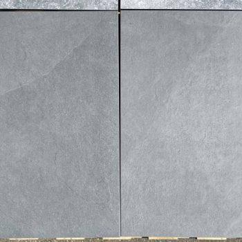 Keramische buitentegel 60x60 slate grey €27,50 pm2 Art nr P9