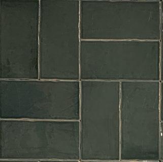 restant 14 stuks 0,44 m2 BOHEMIA FAIROAKS GREEN