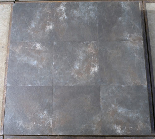 Keramische tuintegel Tomb slate 60x60