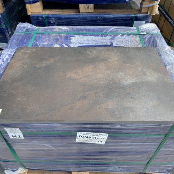 Keramische buitentegel 60x90 Tomb slate