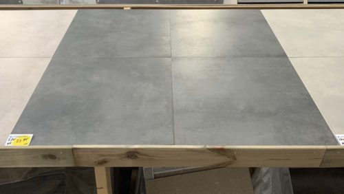 binnentegel 60x60 Stargres maxima dark grey