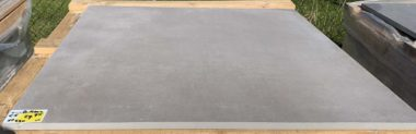 Keramische buitentegel 100x100 Art C5 make up Grey