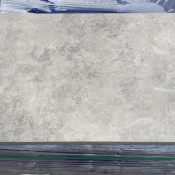 Keramische buitentegel 60x90 Art F1 Concrete Grigio