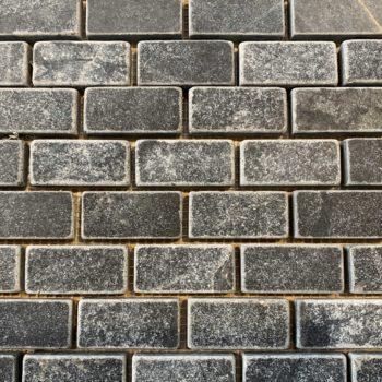 Natuursteen mozaiek