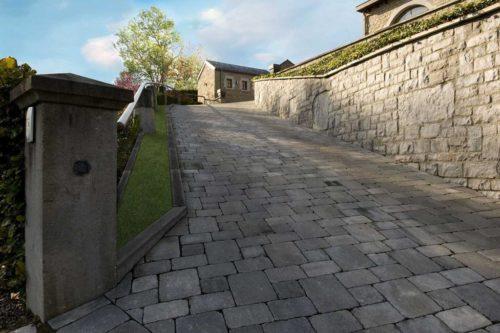 Beton-steen-wildverband-Cahors-
